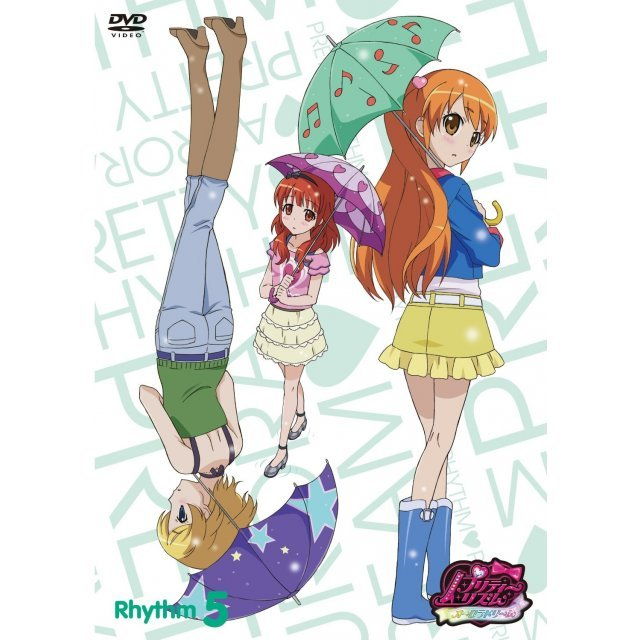Pretty Rhythm Aurora Dream Rhythm 5