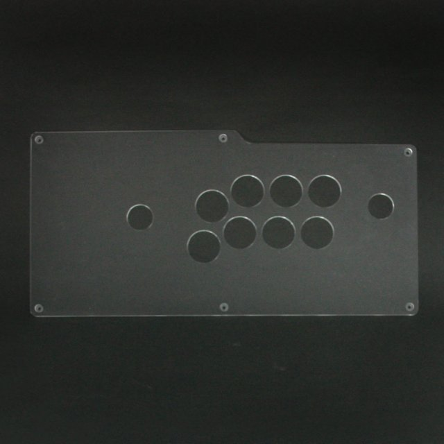 Qanba Real Arcade Fightingstick Q4 Replacement Cover (8 buttons)