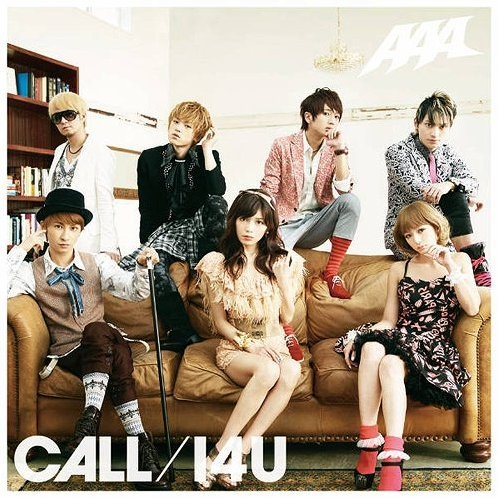 Call / I 4 U [CD+DVD Limited Edition Jacket Type B]