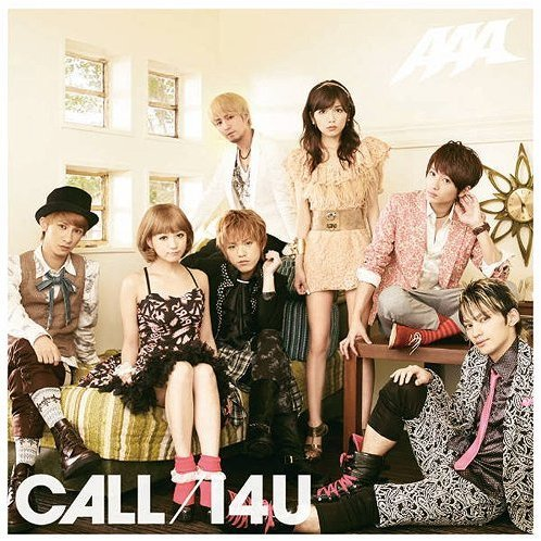 Call / I 4 U [Limited Edition Jacket Type C]