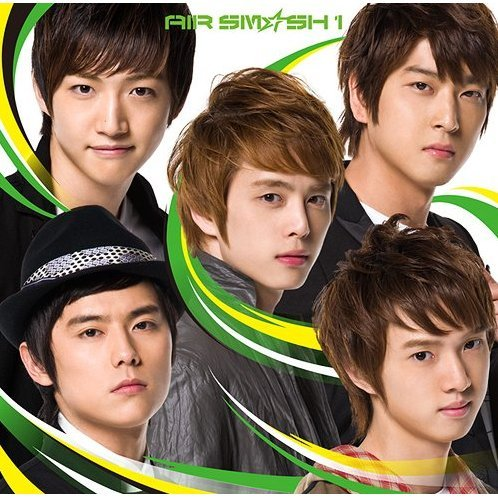 Air Sm Sh 1 [CD+DVD Limited Edition Type B]