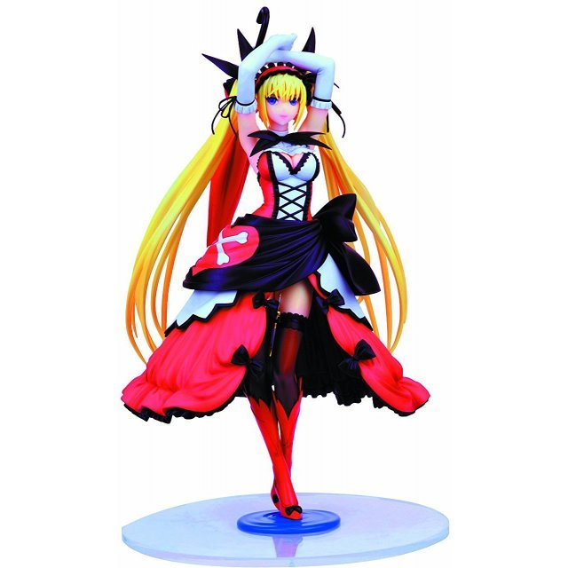Shining Hearts 1/7 Scale Pre-Painted PVC Figure: Mistral Nereis