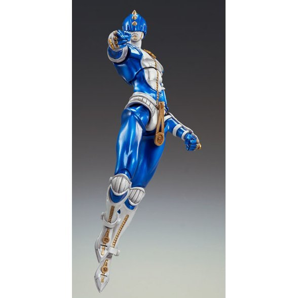Super Figure JoJo's Bizarre Adventure Part 5 #32 Non Scale Pre-Painted PVC Figure: Sticky Fingers (Hirohiko Araki Specify Color)