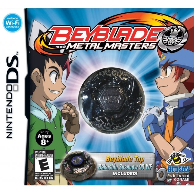 Beyblade: Metal Masters Susanow Black (Collector's Edition)