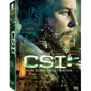 CSI: Crime Scene Investigation - Season 8 [4DVD]