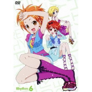 Pretty Rhythm Aurora Dream Rhythm 6
