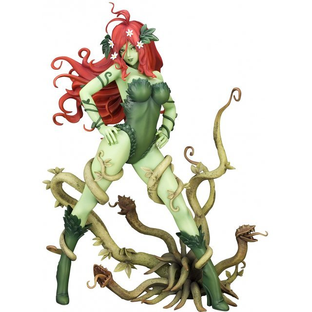 DC Bishoujo Collection 1/7 Scale Pre-Painted PVC Figure: Poison Ivy