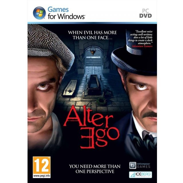 Alter Ego (DVD-ROM)