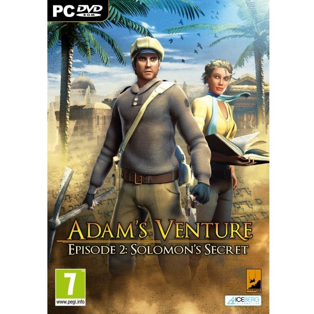 Adam's Venture 2: Solomon's Secret (DVD-ROM)