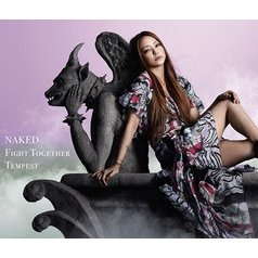 Naked / Fight Together / Tempest [CD+DVD First Press Limited Edition]
