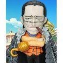 One Piece World Collectable Pre-Painted PVC Figure vol.16: TV129 - Crocodile (Mr. 0)