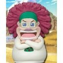 One Piece World Collectable Pre-Painted PVC Figure Vol.16: TV136 - Ms. Merry Christmas