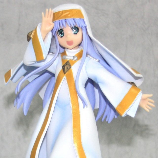 To Aru Majutsu no Index II  Non Scale Extra Pre-Painted PVC Figure: Index