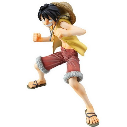 Excellent Model P.O.P. 1/8 Scale One Piece Neo DX  Pre-Painted PVC Figure: Monkey D. Luffy (Re-run)