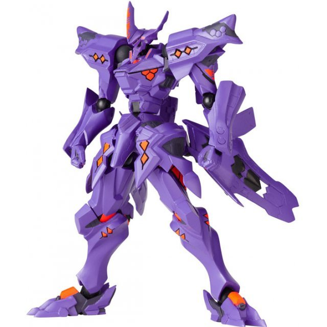 Revoltech Muv-Luv Alternative Series No. 001 Pre-Painted PVC Figure: Takemikazuchi Type-00R