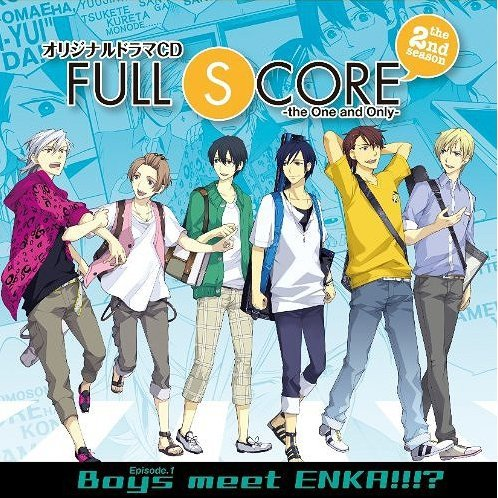 Full Score The 2nd Season 01