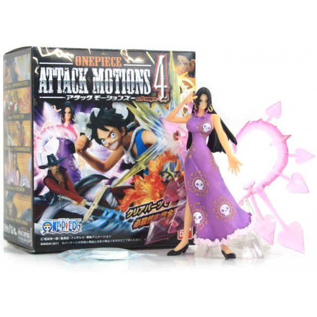 One Piece Attack Motions Chap.4 Pre-Painted Candy Toy