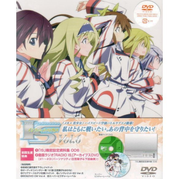 Is Infinite Stratos Vol.6