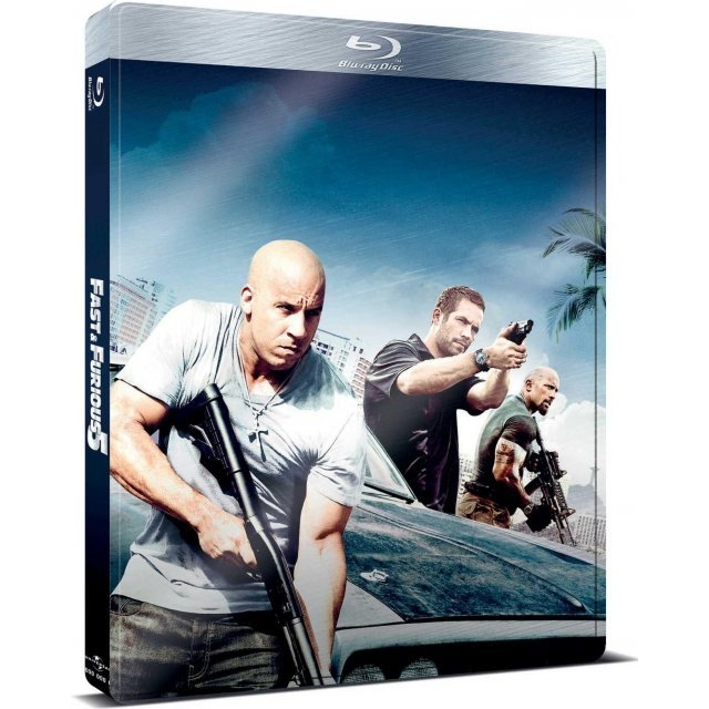 Fast & Furious 5 [Steel Box Limited Edition]