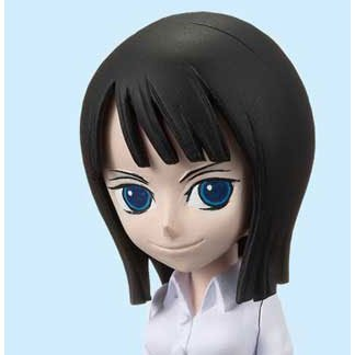 One Piece World Collectable Pre-Painted PVC Figure Vol.15: TV128 - Nico Robin