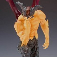 Devilman Non Scale Pre-Painted Polystone Figure: Devilman -Gates of Hell- Normal Ver.