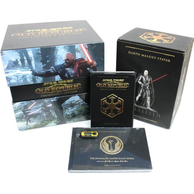 Star wars: the old republic (collector's edition) (dvd-rom).