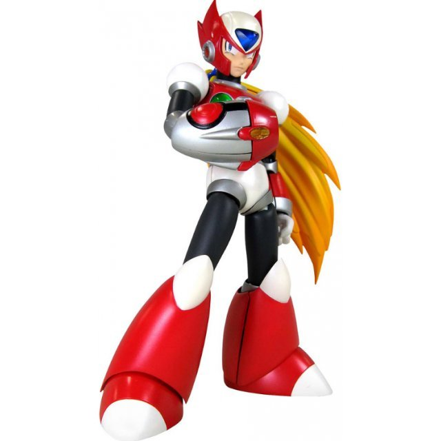 D-arts Rockman X Non Scale Pre-Painted PVC Figure: Zero First Ver.