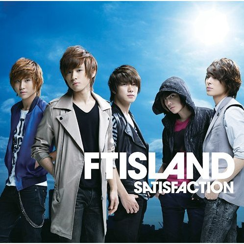 Satisfaction [CD+DVD Limited Edition Type B]