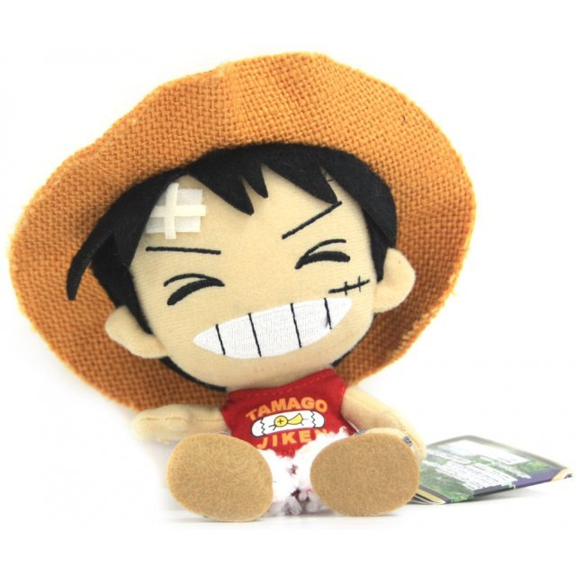 One Piece - Promise Between Brothers High Quality Plush Doll: Luffy
