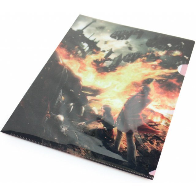 Final Fantasy Type-0 Clear File C