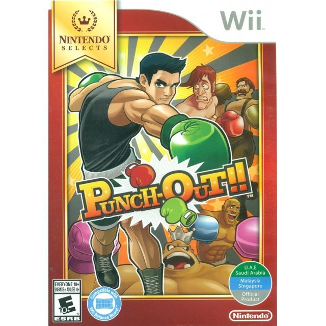 Punch-Out!! (Nintendo Selects)