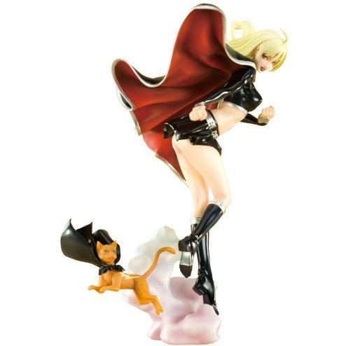 DC Bishoujo Collection 1/7 Scale Pre-Painted PVC Figure: Supergirl [Limited Edition]