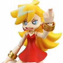 Panty & Stocking with Garterbelt Non Scale Pre-Painted Action Figure: RIO Bone Panty