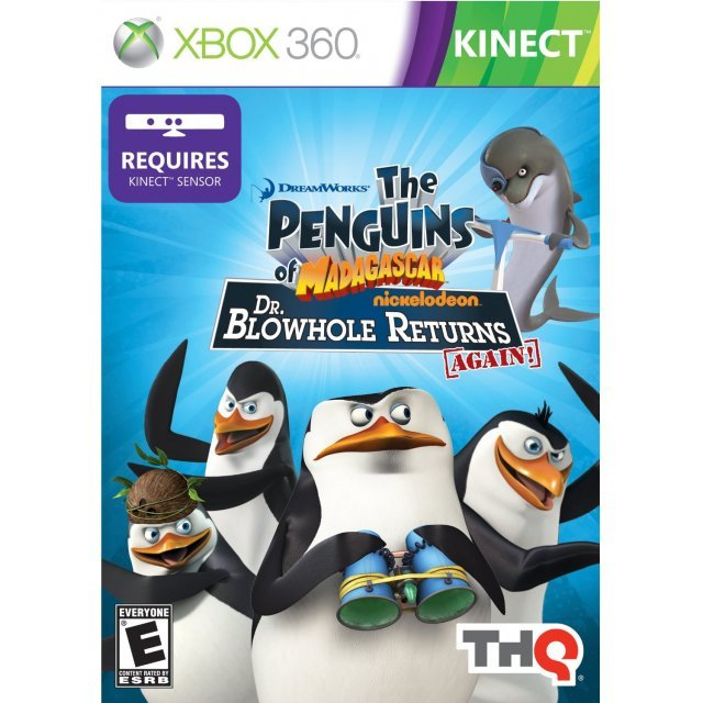 Penguins of Madagascar: Dr. Blowhole Returns