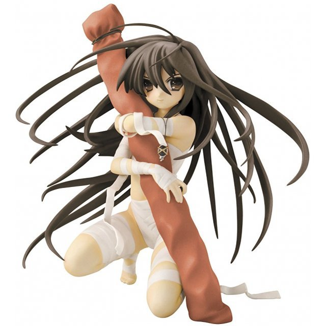 Shakugan no Shana 3 - Final 1/8 Scale Pre-Painted PVC Figure: Shana Girl From Tendokyu Ver.