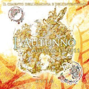 Autumn Ep 2011 L'autunno [CD+DVD Limited Edition Type B]