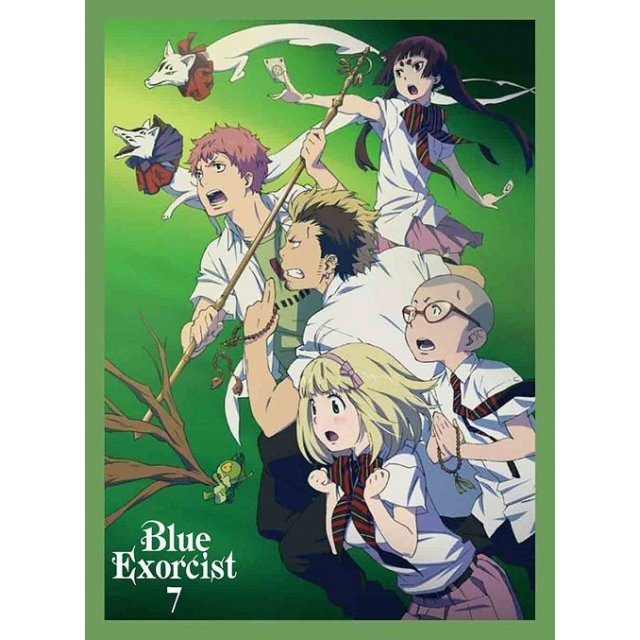 Blue Exorcist / Ao No Exorcist 7 [DVD+CD Limited Edition]