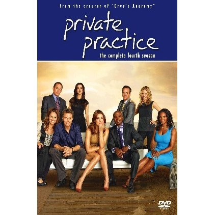 Private Practice: The Complete Fourth Season [5-Discs Edition]
