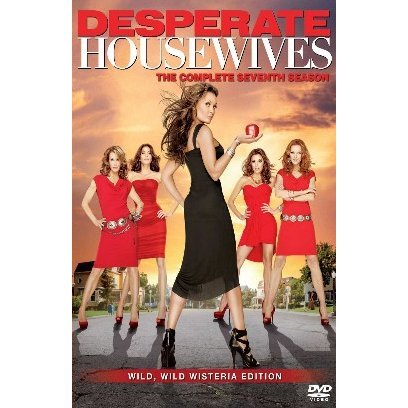 Desperate Housewives: The Complete Seventh Season [5-Discs]