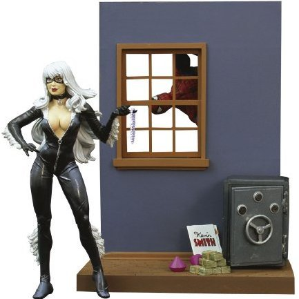 Marvel Select Non Scale Pre-Painted Action Figure: Black Cat