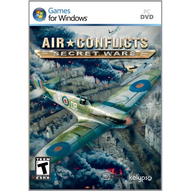 Air Conflicts: Secret Wars (DVD-ROM)