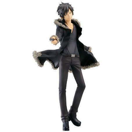Durarara!! 1/8 Scale Pre-painted PVC Figure: Orihara Izaya (Re-Run)