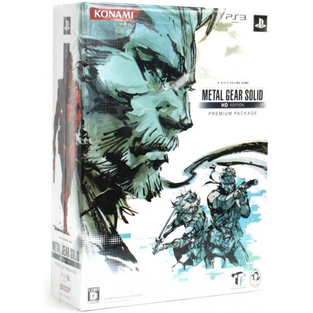 Metal Gear Solid HD Edition [Limited Edition]
