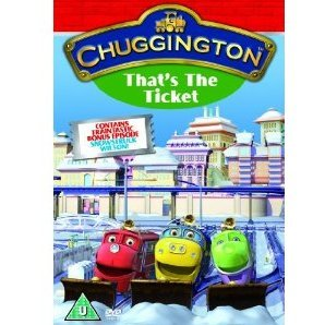 Chuggington Vol.6: That's The Ticket