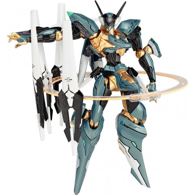 Revoltech Series No. 111 - Zone of the Enders Pre-Painted PVC Figure: Jehuty (Anubis Ver.)