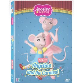 Angelina Ballerina: Volume 17 [Episodes 104-107]