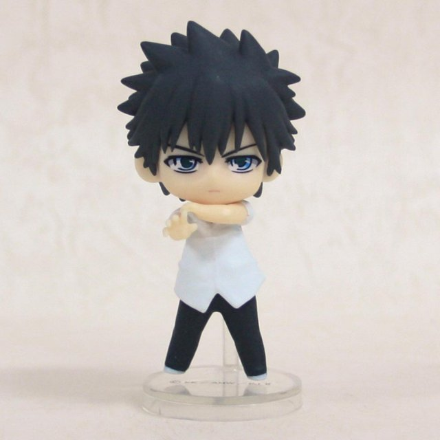 Nendoroid Petite To Aru Majutsu no Index II Non Scale Pre-Painted PVC Figure: Touma Kamijou