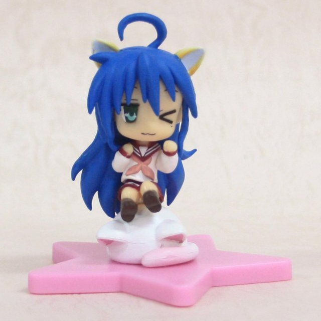 Lucky Star Non Scale Pre-Painted PVC Figure: Mini Display Special Asst. 1