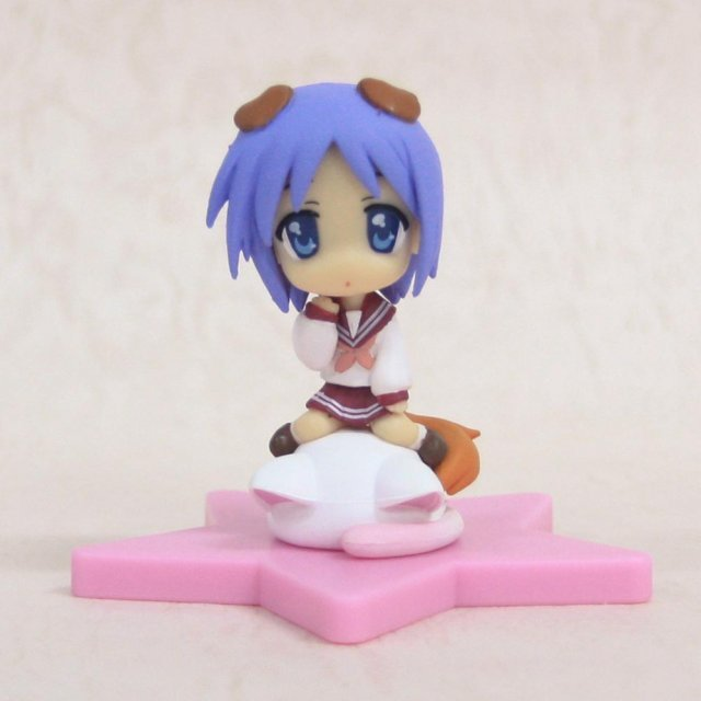 Lucky Star Non Scale Pre-Painted PVC Figure: Mini Display Special Asst. 3