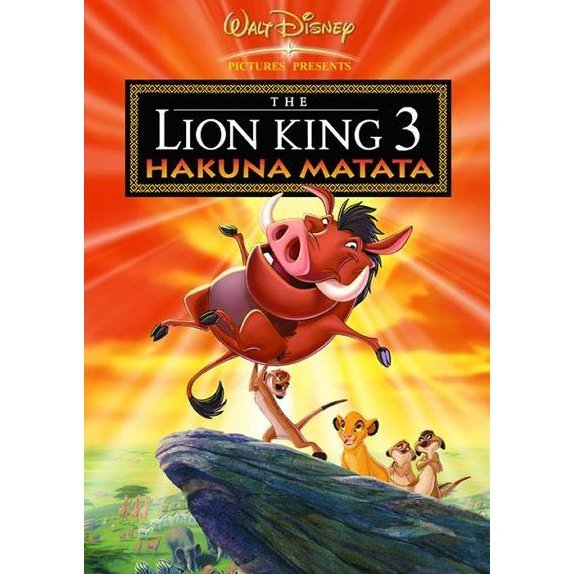 The Lion King 3: Hakuna Matata [Special Edition]